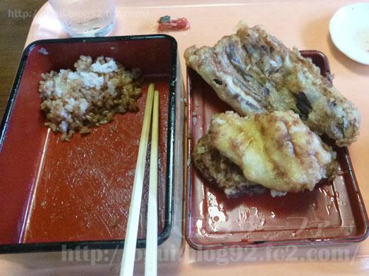 成田のデカ盛り店らーめん大漁の天丼041