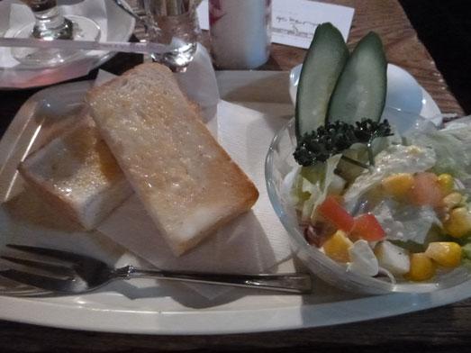 神保町さぼうるで朝食メニューモーニングセット011