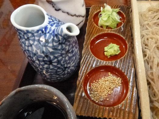 埼玉県羽生市蕎麦さいとうの特盛りそば014