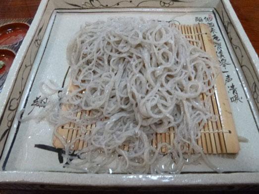 埼玉県羽生市蕎麦さいとうの特盛りそば017