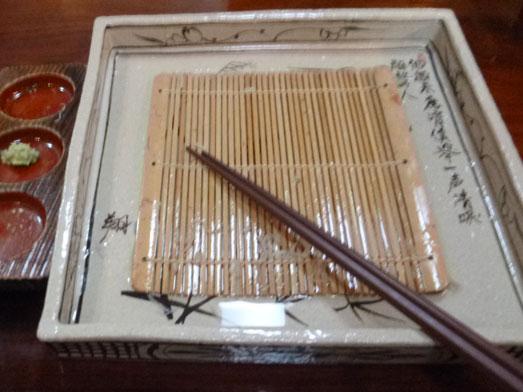 埼玉県羽生市蕎麦さいとうの特盛りそば020