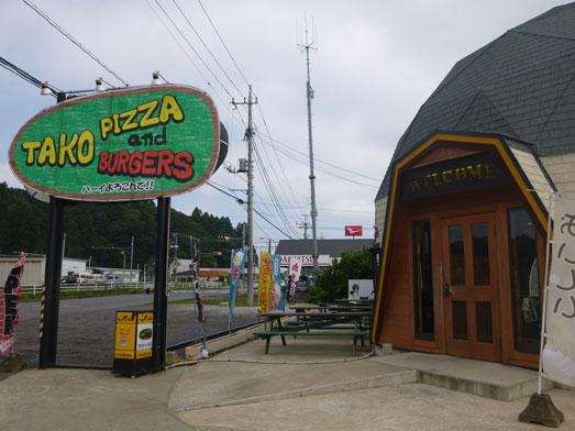 多古ピザ&バーガーカフェのメニューはデカ盛り003