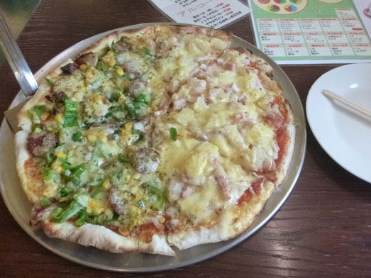 多古ピザ&バーガーカフェのメニューはデカ盛り014