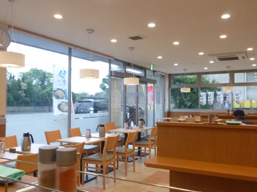 ゆで太郎千葉市新港店で朝そばモーニング036