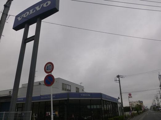 ゆで太郎千葉市新港店で朝そばモーニング046