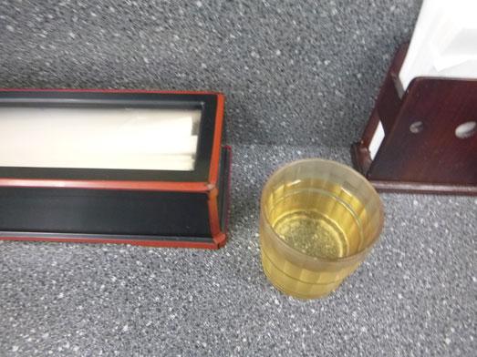 ゆで太郎上野五丁目店かつ丼ランチにクーポン058