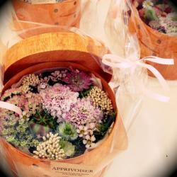 アプリボアゼさんの花