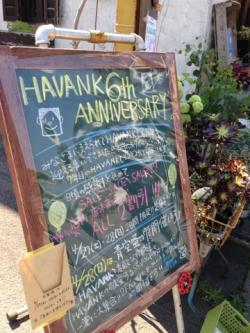 HAVANK 6th ANNIVERSARY