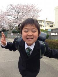 入学おめでとう☆