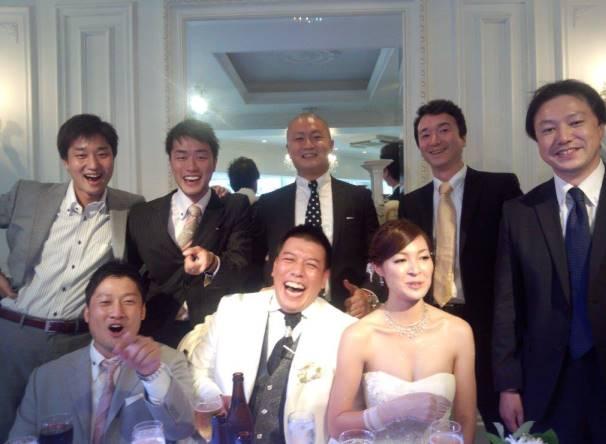 早川結婚式