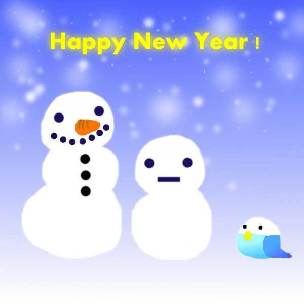 snowman01 コピー