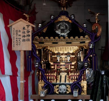 下谷神社大祭3