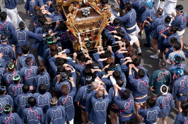 鳥越神社大祭2
