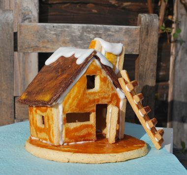 クッキー小屋椅子