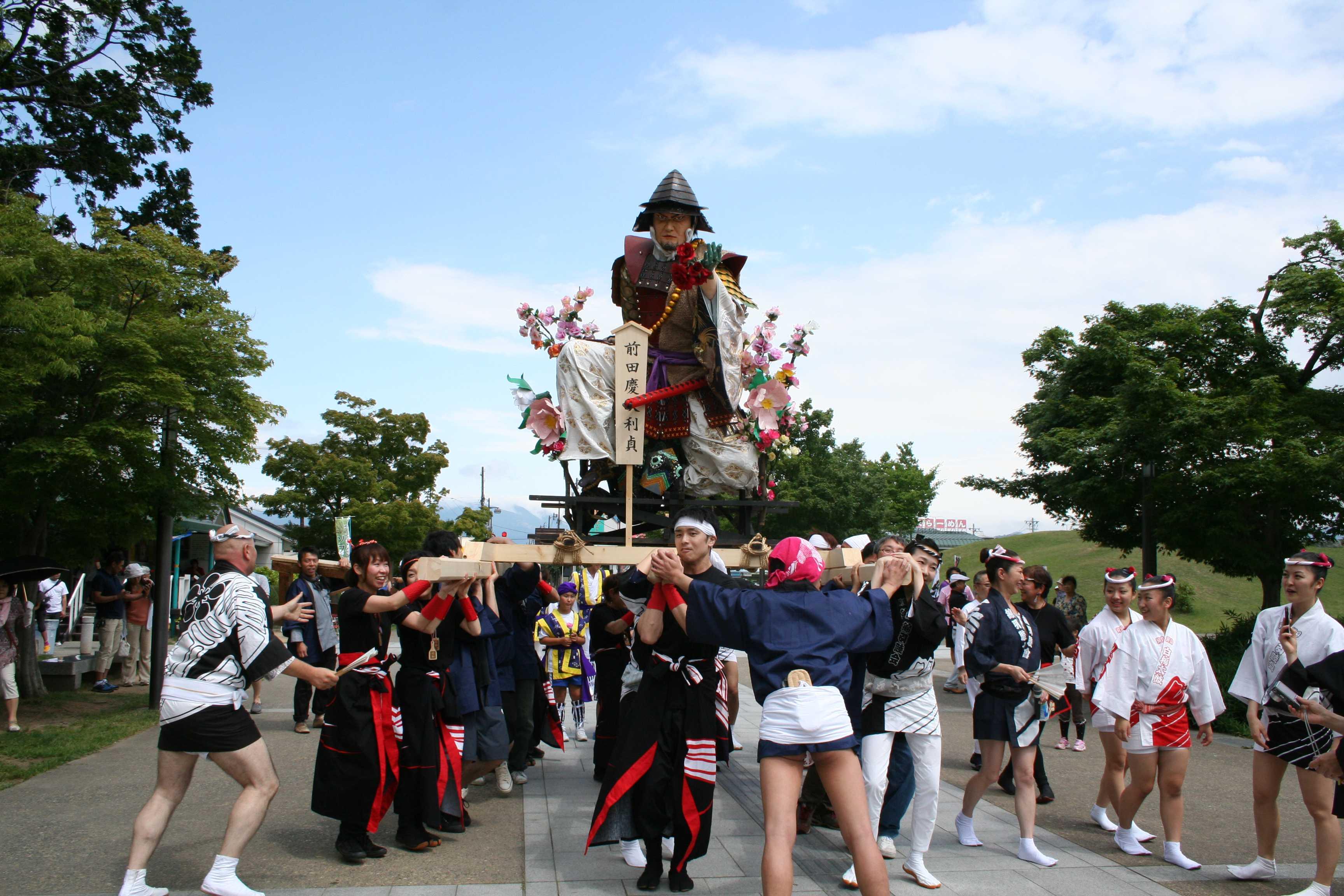 慶次神輿3