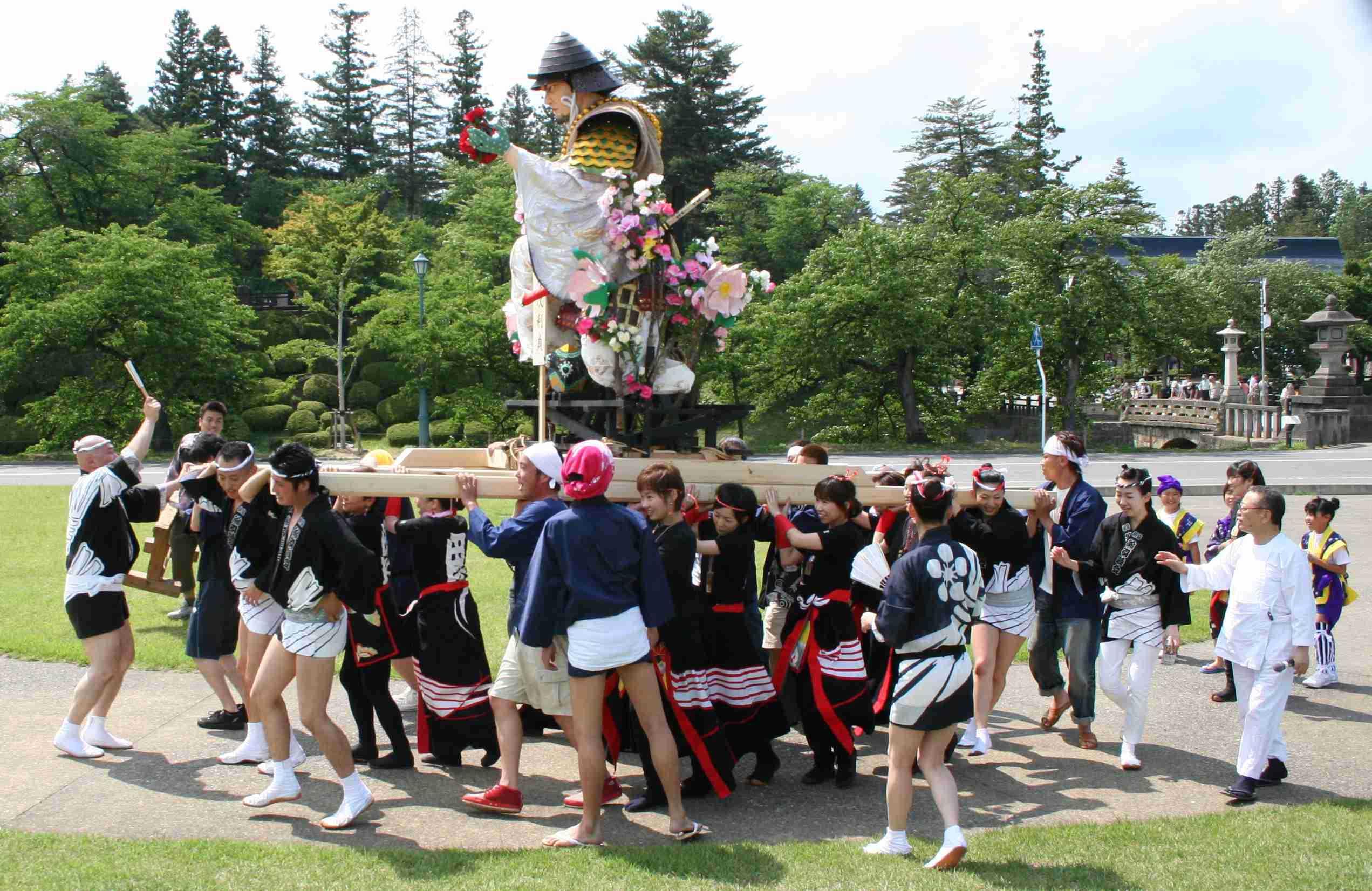 慶次神輿2