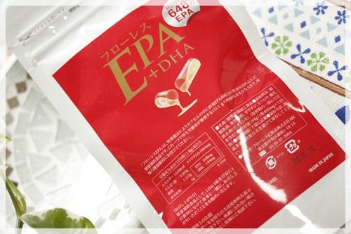 フローレス EPA+DHA