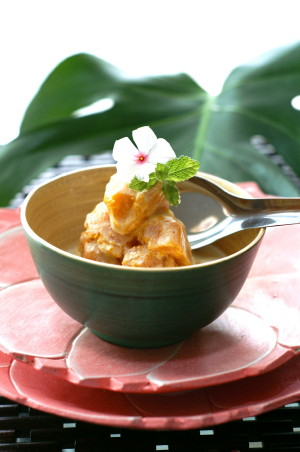 かぼちゃココナッツミルク1