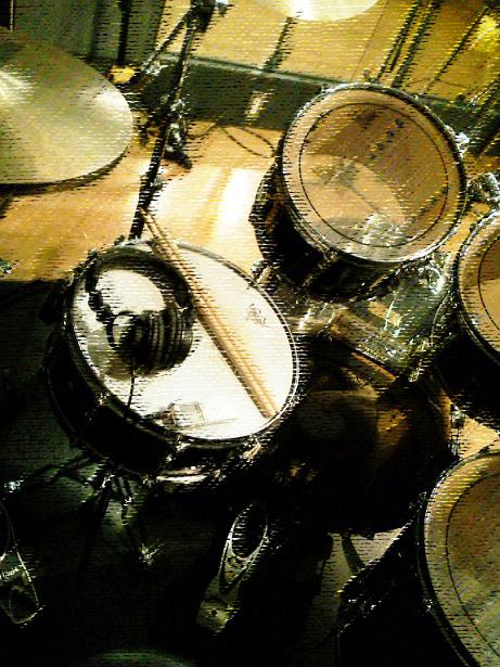ドラム個人練習