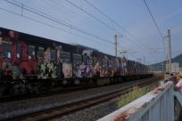 アラーキー列車4