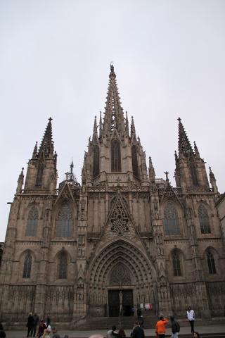 1026 Catedral de Barcelona