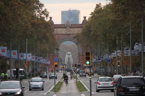1073 Arc de Triomf