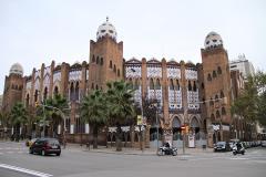 1075 Placa de toros Monumental