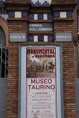 1077 Placa de toros Monumental