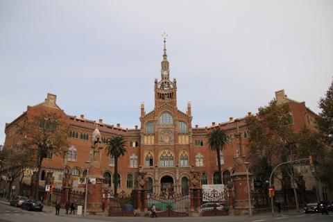 1136 Hospital de Sant Pau