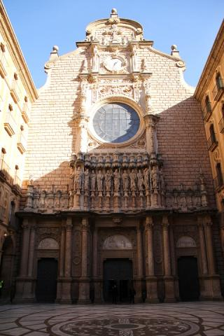 1417 Monasterio de Montserrat