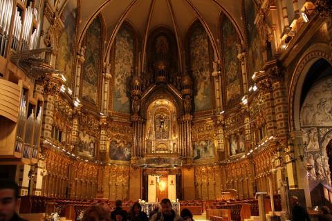1397 Monasterio de Montserrat