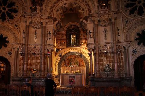 1409 Monasterio de Montserrat