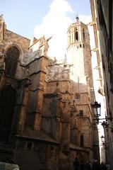 1550 Catedral de Barcelona