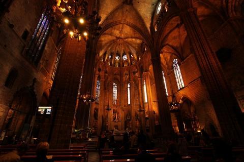 1560 Catedral de Barcelona