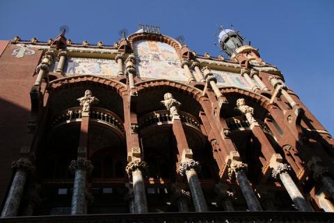 1604 Palau de la Musica Catalana
