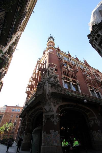 1608 Palau de la Musica Catalana