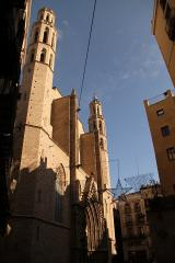 1638 Esglesia de Santa del Mar
