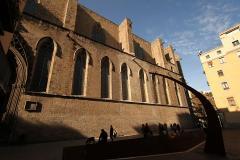1645 Esglesia de Santa del Mar