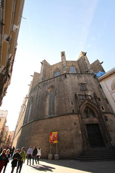 1646 Esglesia de Santa del Mar