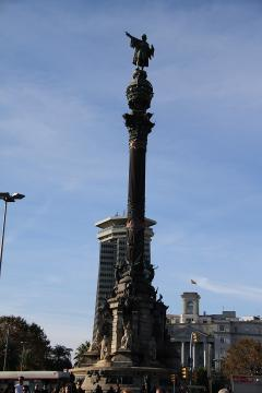 1668 Monument a Colom