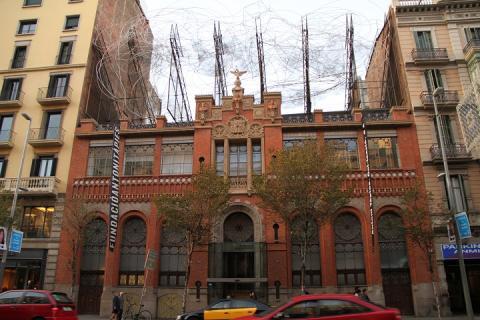 1672 Fundacio Antoni Tapies