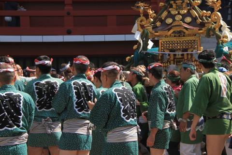 291 浅草 三社祭