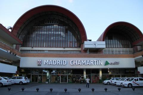 0031 Madrid Chamartin