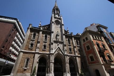 0105 Iglesia del Sagrado Corazon de Jesus