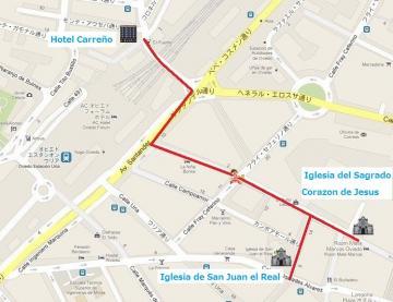 Mapa de Oviedo 01