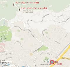 mapa de Naranco