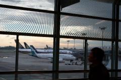 558チャンギ空港