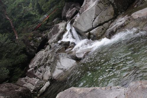 片知渓谷風景その2