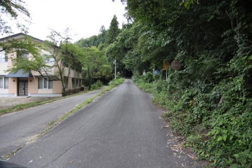 小熊山林道