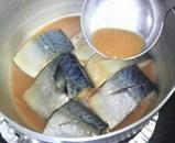 さばの味噌煮5